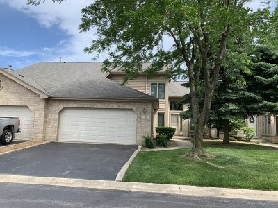 Palos Heights Condo/Townhouse Contingent: 3 North Bay Road