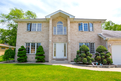 Oak Lawn Single Family Home For Sale: 6543 West 89th Place
