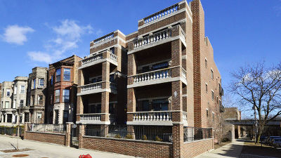 Chicago Condo/Townhouse New: 3503 North Sheffield Avenue #1N