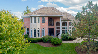 Burr Ridge IL Single Family Home New: $1,075,000