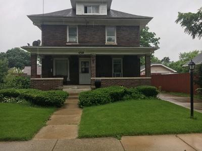 Aurora Single Family Home New: 459 South Union Street