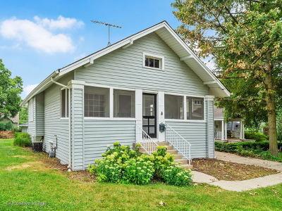 Glen Ellyn Single Family Home New: 419 Hill Avenue