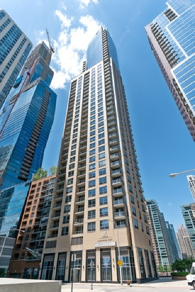 Condo/Townhouse New: 420 East Waterside Drive #3003