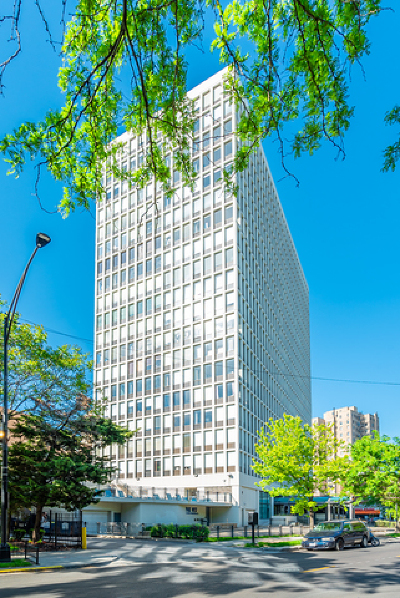 Condo/Townhouse New: 444 West Fullerton Parkway #1309
