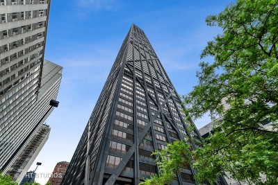 Streeterville, Gold Coast Galleria Condo/Townhouse New: 175 East Delaware Place #5203