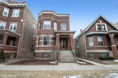 Multi Family Home New: 2321 West Cortez Street