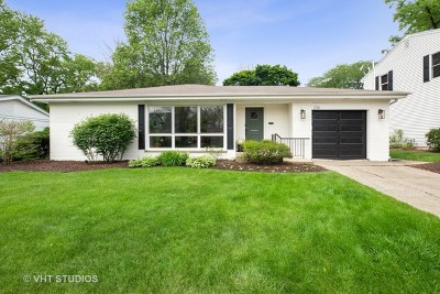 Glen Ellyn Single Family Home For Sale: 336 Indian Drive