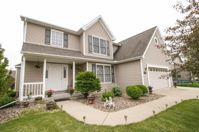 Eagles Landing Single Family Home For Sale: 1186 Big Horn Way