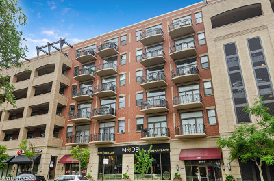 Condo/Townhouse For Sale: 1301 West Madison Street #505