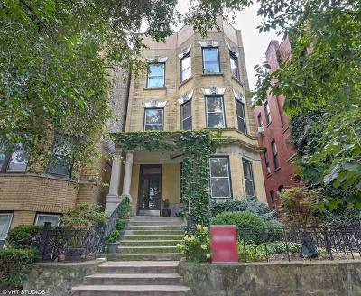 Chicago Condo/Townhouse New: 845 West Wolfram Street #3