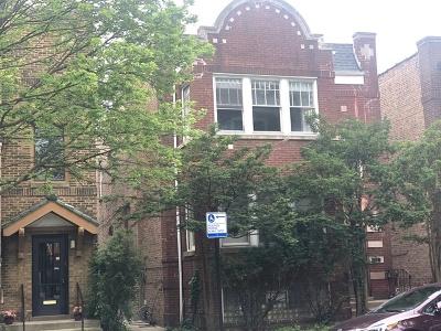Multi Family Home For Sale: 2215 West Winnemac Avenue