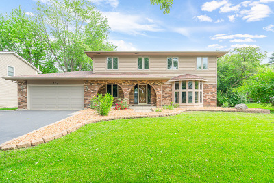 Naperville Single Family Home New: 479 Cassin Road