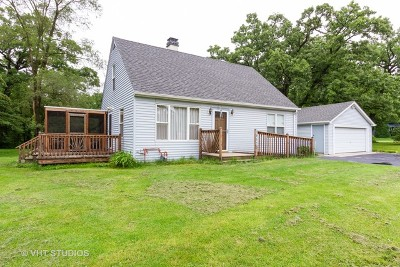 Frankfort Single Family Home For Sale: 7912 West Woodvale Road