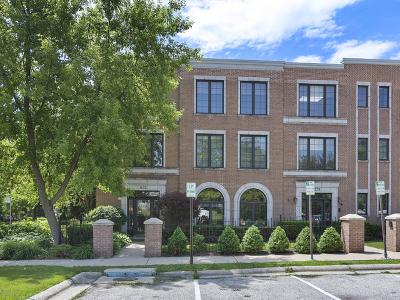Highland Park Condo/Townhouse For Sale: 632 La Salle Place #D