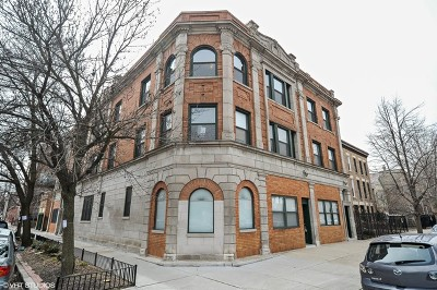 Condo/Townhouse New: 650 North Wood Street #3N