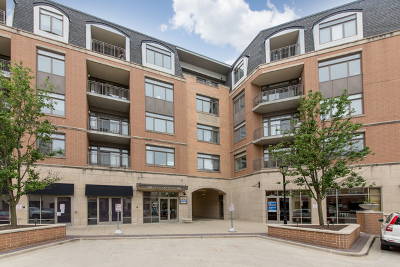 Uptown Condominiums Condo/Townhouse For Sale: 600 West Touhy Avenue #304