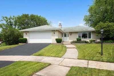 Orland Park Single Family Home New: 15131 Teebrook Drive