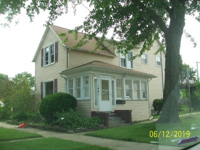 Des Plaines Multi Family Home For Sale: 1461 Prospect Avenue