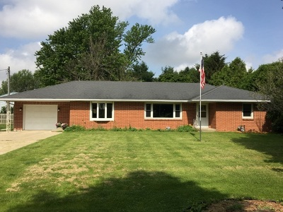 Ogle County Single Family Home For Sale: 7098 North Il Route 26