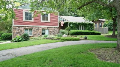 Elgin Single Family Home New: 205 Oakmont Drive
