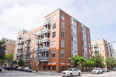 Condo/Townhouse For Sale: 939 West Madison Street #207