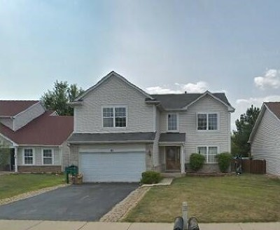 Romeoville Single Family Home Contingent: 44 Kenilworth Avenue