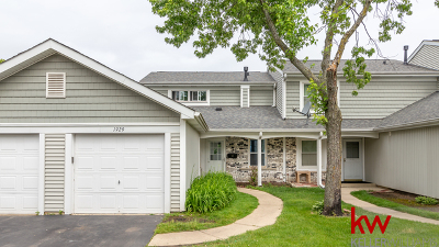 Hoffman Estates Condo/Townhouse Re-Activated: 1929 Georgetown Lane #1