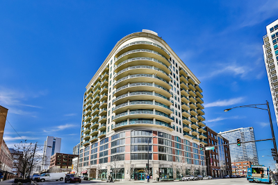 Condo/Townhouse New: 340 West Superior Street #1407