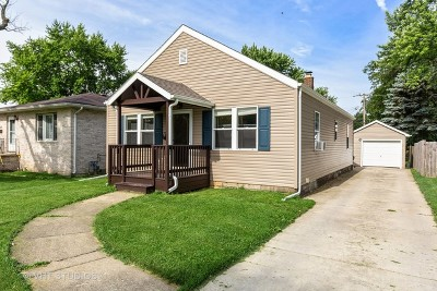 Joliet Single Family Home New: 107 South May Street