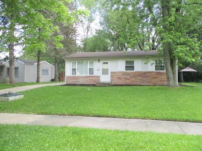 Joliet Rental For Rent: 2120 Belmont Avenue