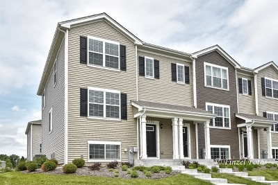 Kane County Condo/Townhouse For Sale: 2300 Aurora Drive