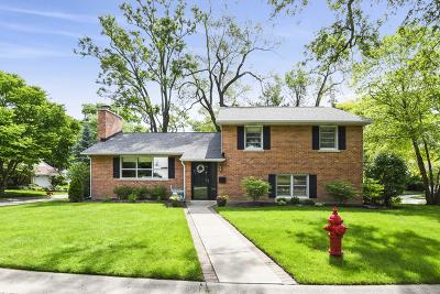 Wilmette Single Family Home For Sale: 1748 Central Avenue
