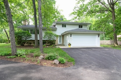 Downers Grove Single Family Home New: 601 36th Street