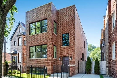 Roscoe Village Single Family Home For Sale: 2342 West Melrose Street