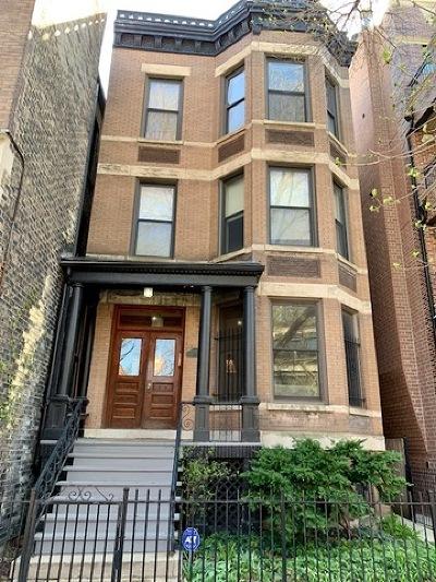 Condo/Townhouse For Sale: 3551 North Reta Avenue #1