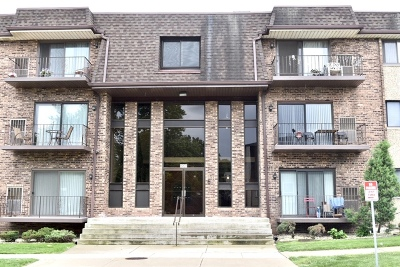 Hickory Hills Condo/Townhouse For Sale: 8901 South Roberts Road #110
