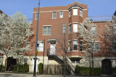 Condo/Townhouse For Sale: 5121 North Damen Avenue #A