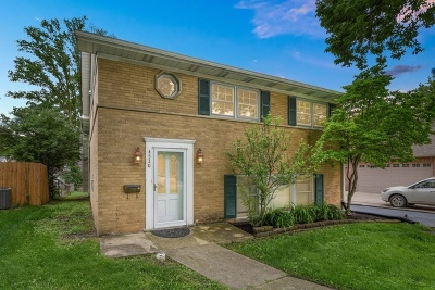Downers Grove Single Family Home New: 4520 Prince Street
