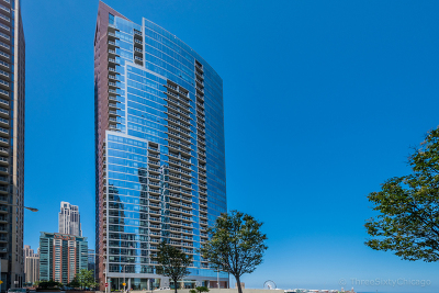 Condo/Townhouse New: 450 East Waterside Drive #1509