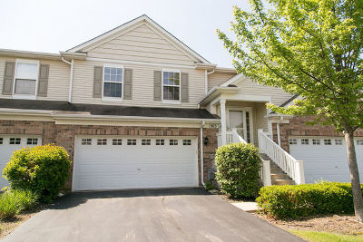 Algonquin Condo/Townhouse For Sale: 1563 Millbrook Drive