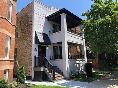 Single Family Home For Sale: 1734 West Winnemac Avenue