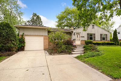 Palatine Single Family Home For Sale: 1357 East Michele Drive