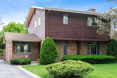 Wilmette Single Family Home For Sale: 2004 Highland Avenue