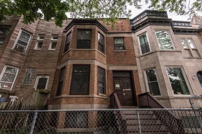 Multi Family Home For Sale: 3554 North Wilton Avenue