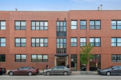 Condo/Townhouse For Sale: 1728 North Damen Avenue #108