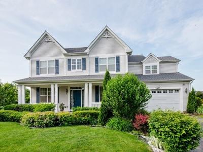 Huntley Single Family Home New: 11623 Barberry Lane