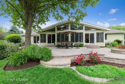 Libertyville Single Family Home New: 30010 North Providence Drive