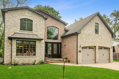 Skokie Single Family Home Re-Activated: 9337 Kedvale Avenue