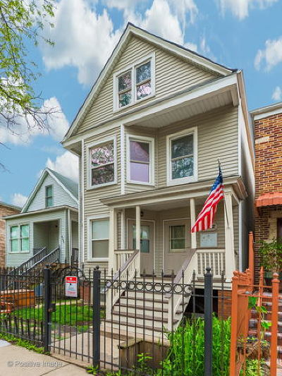 Chicago, Aurora, Elgin, Hammond, Joliet, Kenosha, Michigan City, Naperville Multi Family Home New: 4242 North Kimball Avenue