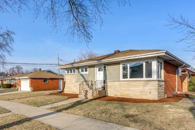 Niles Single Family Home For Sale: 7076 West Birchwood Avenue